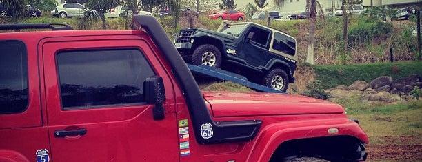 Jeep Clube de Blumenau is one of Lugares favoritos de Sabrina.