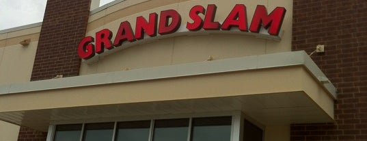 Grand Slam Sports & Entertainment is one of Fun with Kids in Twin Cities.