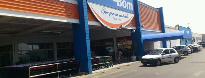 GoodBom Supermercados is one of Tempat yang Disukai Fernando.