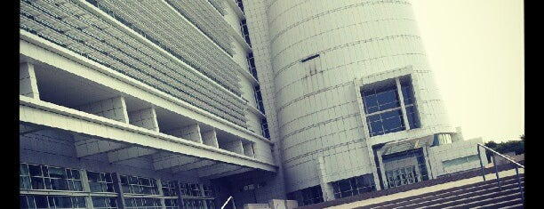 Alfonse M. D'Amato Federal Courthouse is one of WORK.