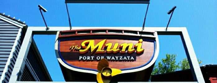 Wayzata Bar & Grill is one of Indeed Map (PP).