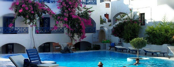 Veggera Hotel is one of Santorini 2017 - trip list.