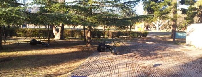 Parque de las Naciones is one of Cuyo (AR).