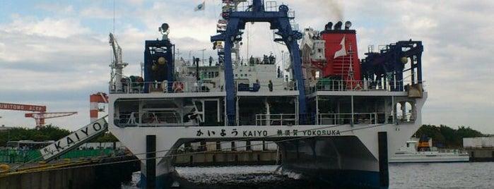 海洋調査船「かいよう」 is one of lieu a Tokyo 3.