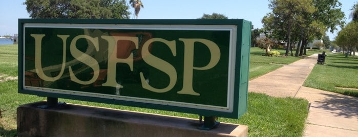 USF St. Petersburg is one of Orlando/2013.