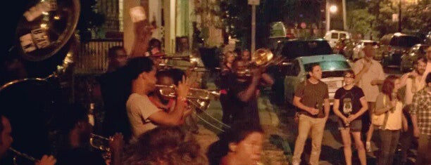 Frenchmen Street is one of City of New Orleans.