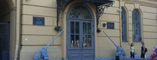 Мемориальный музей обороны и блокады Ленинграда is one of All Museums in S.Petersburg - Все музеи Петербурга.
