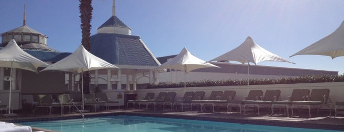 The Table Bay Hotel SPA is one of Lugares guardados de Orietta.
