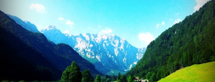 Logarska dolina is one of Ljubljana And Around.