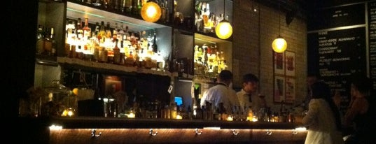 The Daily is one of Cocktail Bars.