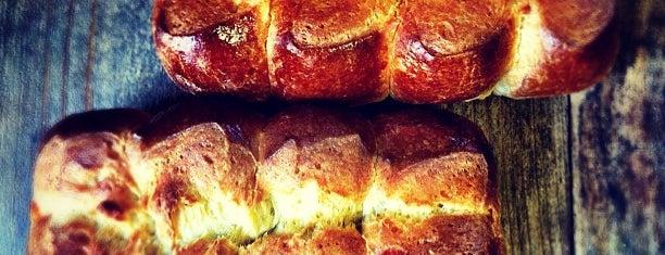 Pandor Artisan Boulangerie & Cafe is one of NB.