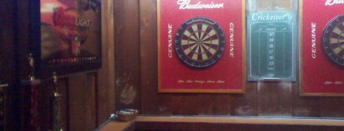 Emerald Pub and Sports Bar is one of Dart Pubs.