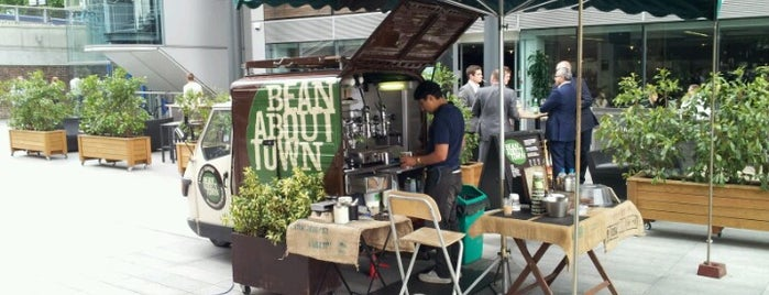 Bean About Town is one of London Coffee.