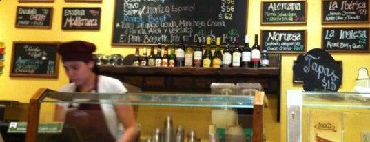Boca 21 Deli is one of Armandoさんの保存済みスポット.
