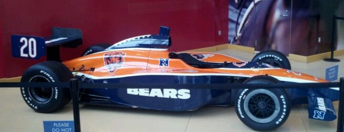 Chicago Bears Super Car is one of Super Cars #VisitUS.