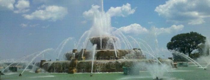 Мемориальный фонтан Кларенса Букингема is one of Leadership Institute: Chicago.