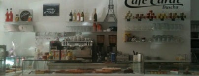 cafe carat duscha is one of Tempat yang Disukai Stefan.
