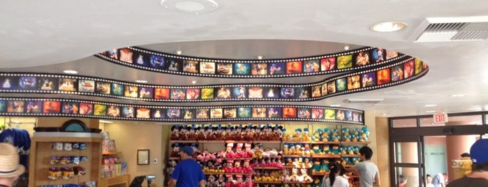 Disney Studio Store is one of Walt Disney World.