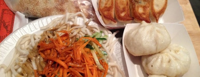 Vanessa's Dumpling House is one of De cuando NY.