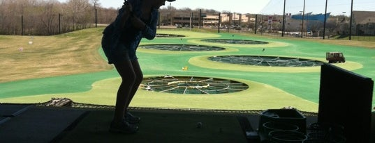 Topgolf is one of Year in Dallas.