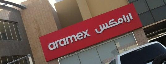 Aramex is one of Orte, die Tareq gefallen.