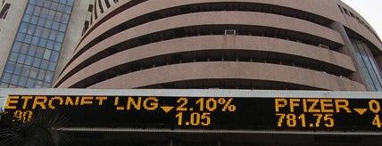Bombay Stock Exchange (BSE) is one of Mumbai, India.