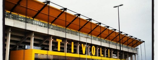 Tivoli is one of International Sports~Part 1....