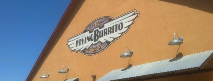 Flying Burrito Company is one of Top picks for Mexican Restaurants.