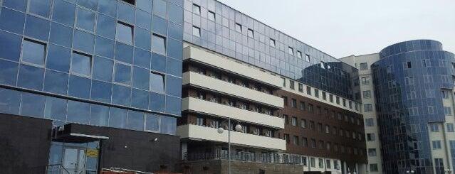 Республиканский клинический медицинский центр is one of Natalja : понравившиеся места.
