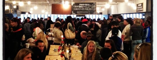 Neighbourgoods Market is one of Good places to eat in Joburg.