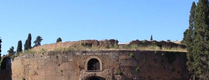 Mausoleo di Augusto is one of Rome / Roma.