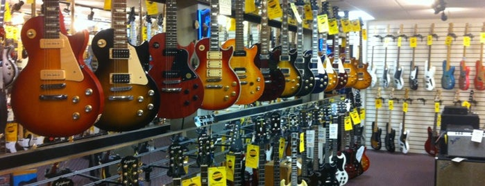 Guitar Showcase is one of San Francisco Area.