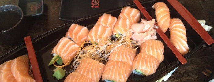 Zen Sushi is one of Alina 님이 좋아한 장소.