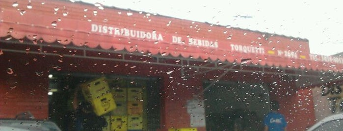 Distribuidora de Bebidas Torquetti is one of Henrique 님이 좋아한 장소.
