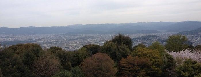 東山山頂公園 is one of 日本夜景遺産.