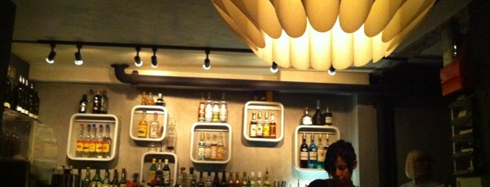 Lounge Bohemia is one of Drinks Intl - World's 50 Best Bars.