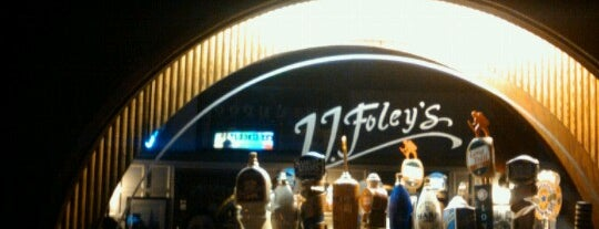 J.J. Foley's Bar & Grille is one of Joshuaさんの保存済みスポット.
