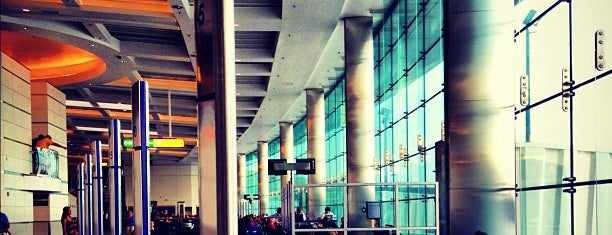 Baltimore/Washington International Thurgood Marshall Airport (BWI) is one of Airports Blah.