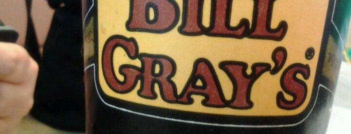 Bill Gray's is one of Take zucchini.