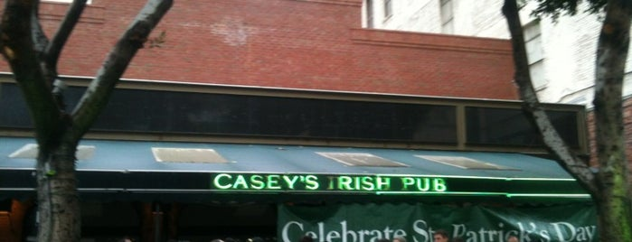 Casey's Irish Pub is one of LosAngeles's Best Beer - 2013.