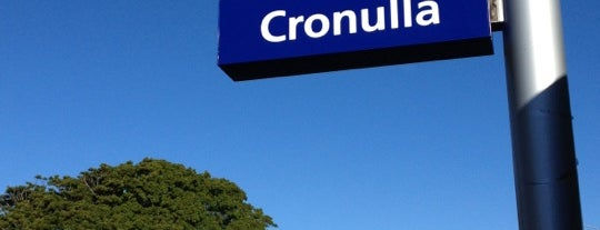 Cronulla Station is one of Paul 님이 좋아한 장소.