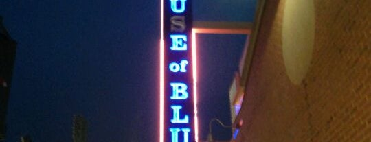 House of Blues is one of Boston Music Venues.