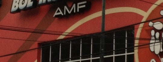 AMF Bol Insurgentes is one of CdMx: Time Out.