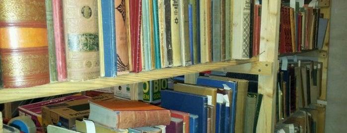 Berliner Büchertisch is one of Best Berlin Book Shops.