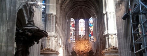 Église Saint-Merri is one of Paris.