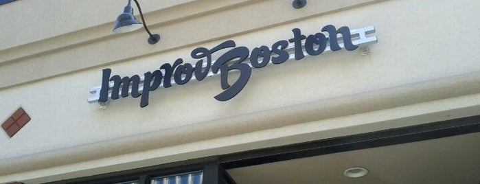ImprovBoston is one of Alex'in Beğendiği Mekanlar.