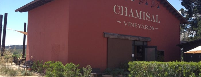 Chamisal Vineyards is one of WINE BARS.