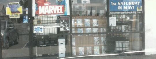 Comics plus is one of Someday Places.