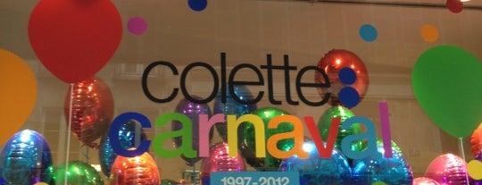 Colette is one of Honeymoon!.