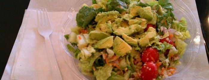 Salad Shack is one of Healthy-ish..